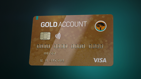 FNB Gold Card